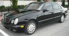 2000 mercedes benz e320 for Mercedes benz model codes
