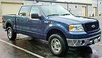 2006 FORD TRUCKS F150 PICKUP