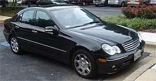 2006 mercedes benz c280 for Mercedes benz model codes