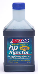 AMSOIL HP Injector Synthetic 2-Cycle Oil (HPI)