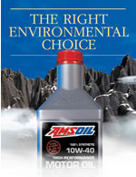 AMSOIL - The Right Environmental Choice for businesses