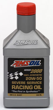 Amsoil 20W-50 Racing Oil - Product TRO