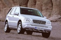 World's Best Oils & Filters for 2003 MERCEDES BENZ ML55 AMG