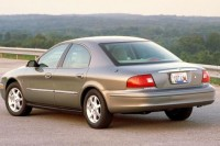 p1744 mercury sable