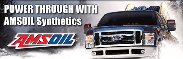 AMSOIL Products for Towing Hauling