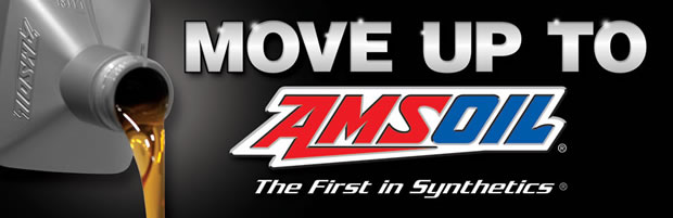 Move up to AMSOIL!