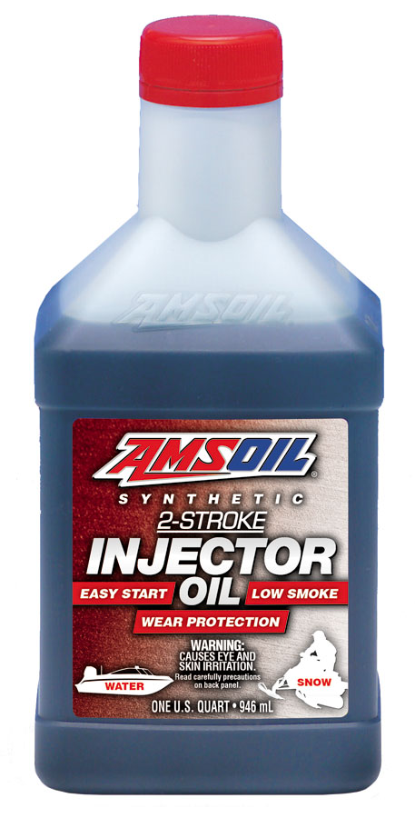 Reviews For Amsoil Synthetic 2 Stroke Injector Oil Aio