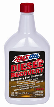 Diesel Recovery Emergency Fuel Treatment (DRC)