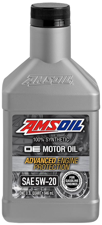 Amsoil Oe 5w 20 Synthetic Motor Oil Oem