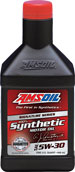AMSOIL 5W-30 100% Synthetic Motor Oil (ASL)