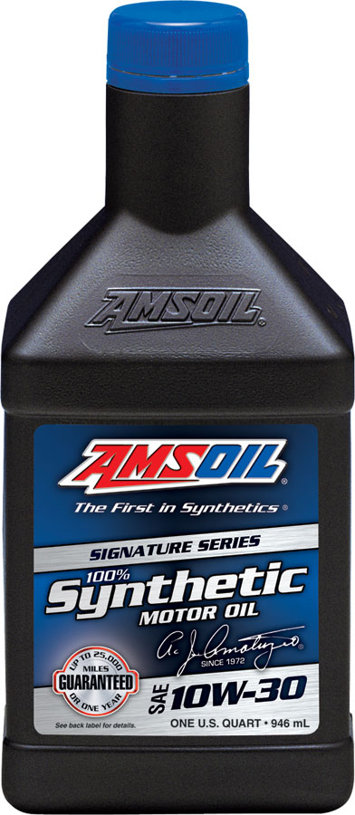 30 Emailoils Contact Usco Ltd Mail: AMSOIL SAE 10W-30 Signature Series 100% Synthetic Motor