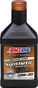 Signature Series 0W-30 100% Synthetic Motor Oil (AZO)