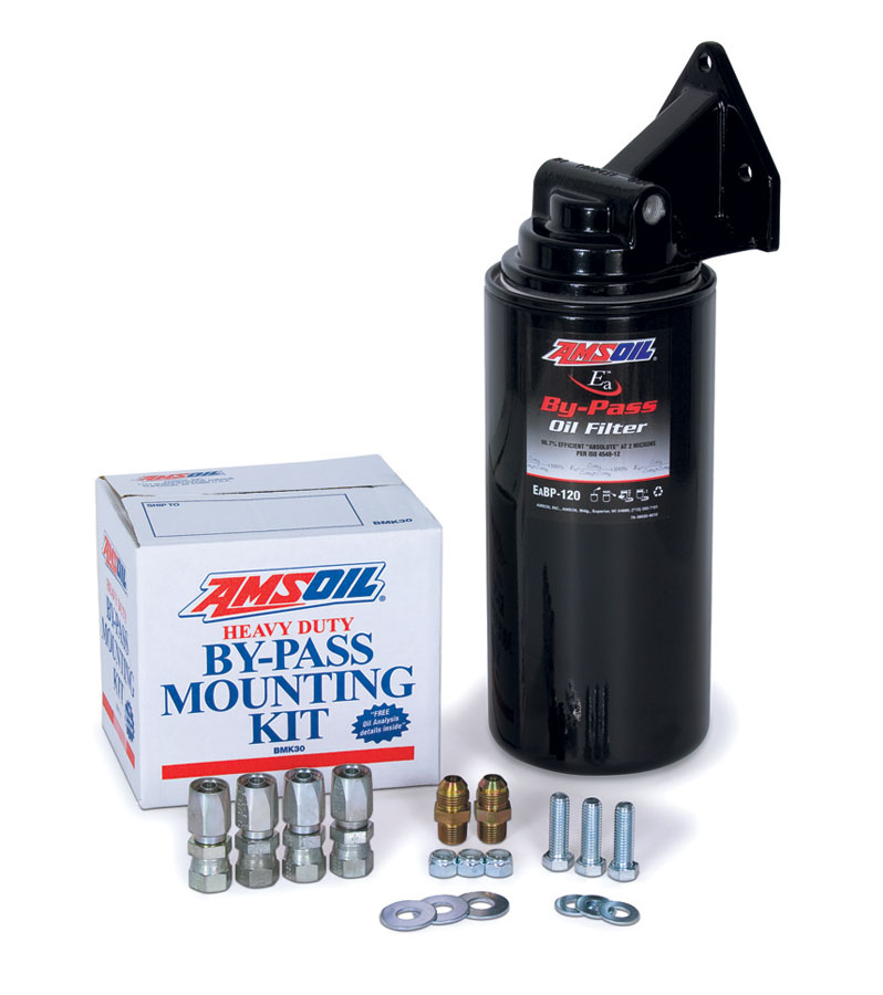 Amsoil bmk 30 heavy duty by pass system for Hd 30 motor oil