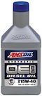SAE 15W-40 OE Synthetic Diesel Motor Oil