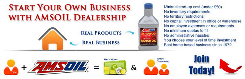 AMSOIL Dealership - Business Opportunity
